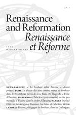 Renaissance et Réforme est disponible en format papier ou électronique, via Iter.
